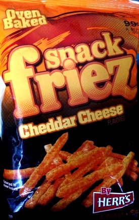 Herr's - Cheddar Cheese Snack Friez
