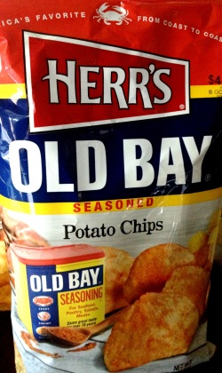 Herr's - Old Bay Seasoned Potato Chips