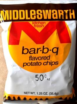 Middleswarth - Bar-B-Q Potato Chips