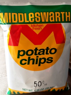 Middleswarth - Potato Chips