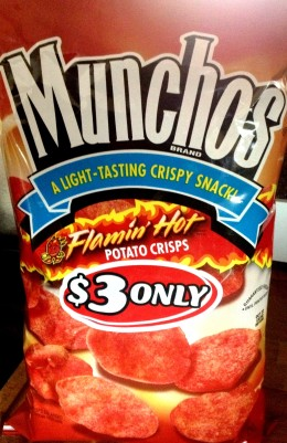 Munchos - Flamin' Hot