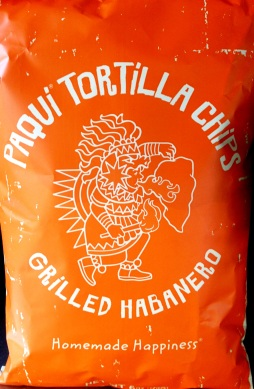 Paqui Tortilla Chips - Grilled Habanero