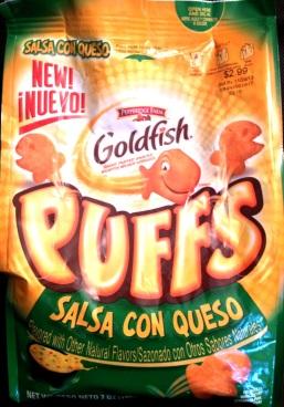 Pepperidge Farm Goldfish Puffs - Salsa con Queso