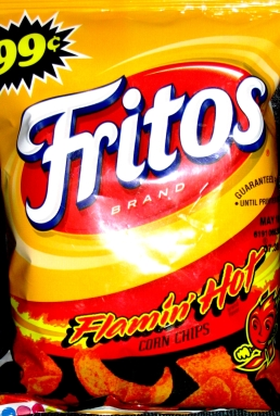 Fritos - Flamin' Hot Corn Chips