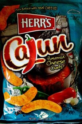 Herr's - Cajun Cheese Curls