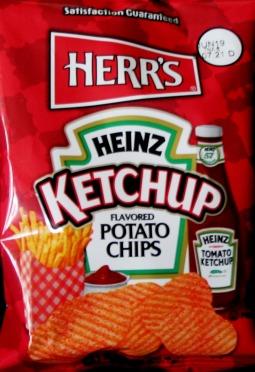 Herr's Heinz Ketchup