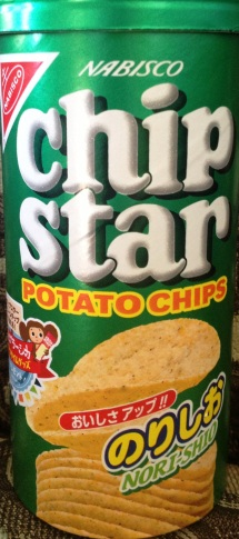 Nabisco Chip Star - (Nori Shio) Seaweed & Salt