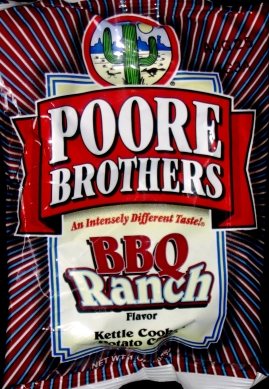 Poore Bros. BBQ Ranch