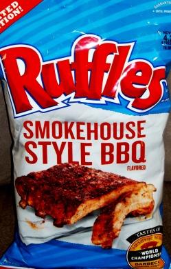 Ruffles - Smokehouse Style BBQ