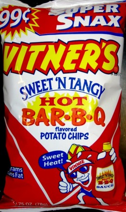 Vitners - Hot BBQ