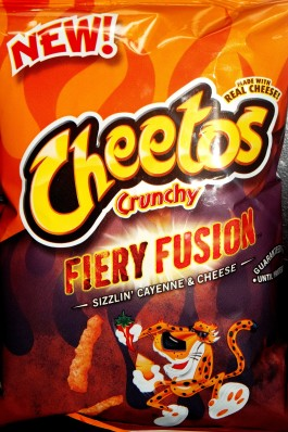 Cheetos - Fiery Fusion