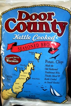 Door County - Kettle Cooked - Seasoned Barbecue