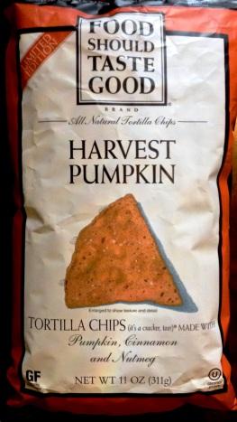 Food Should Taste Good - Pumpkin Harvest