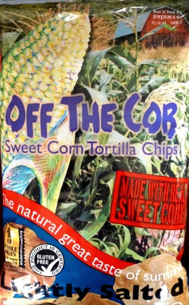 Off The Cob - Sweet Corn Tortilla Chips