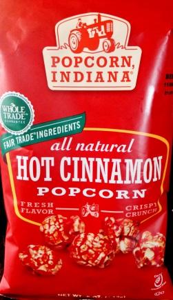 Popcorn, Indiana - Hot Cinnamon Popcorn
