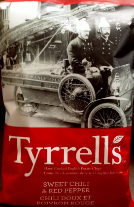 Tyrrell's - Sweet Chili & Red Pepper