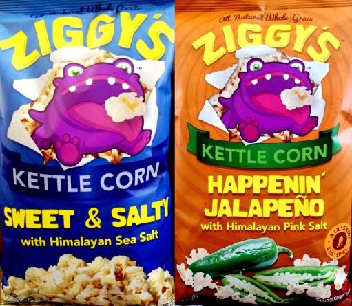 Ziggy's Kettle Corn - duo