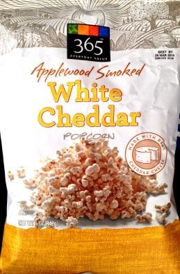 365 - Hickory Smoked White Cheddar Popcorn
