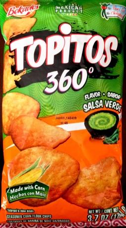 Bokados Topitos - Salsa Verde