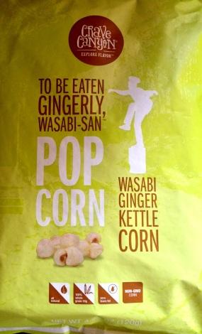 Crave Canyon - Wasabi Ginger Kettle Corn