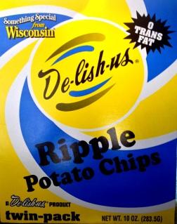 De-lish-us - Ripple Potato Chips