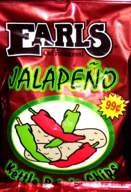 Earl's Jalapeno Kettle Chips