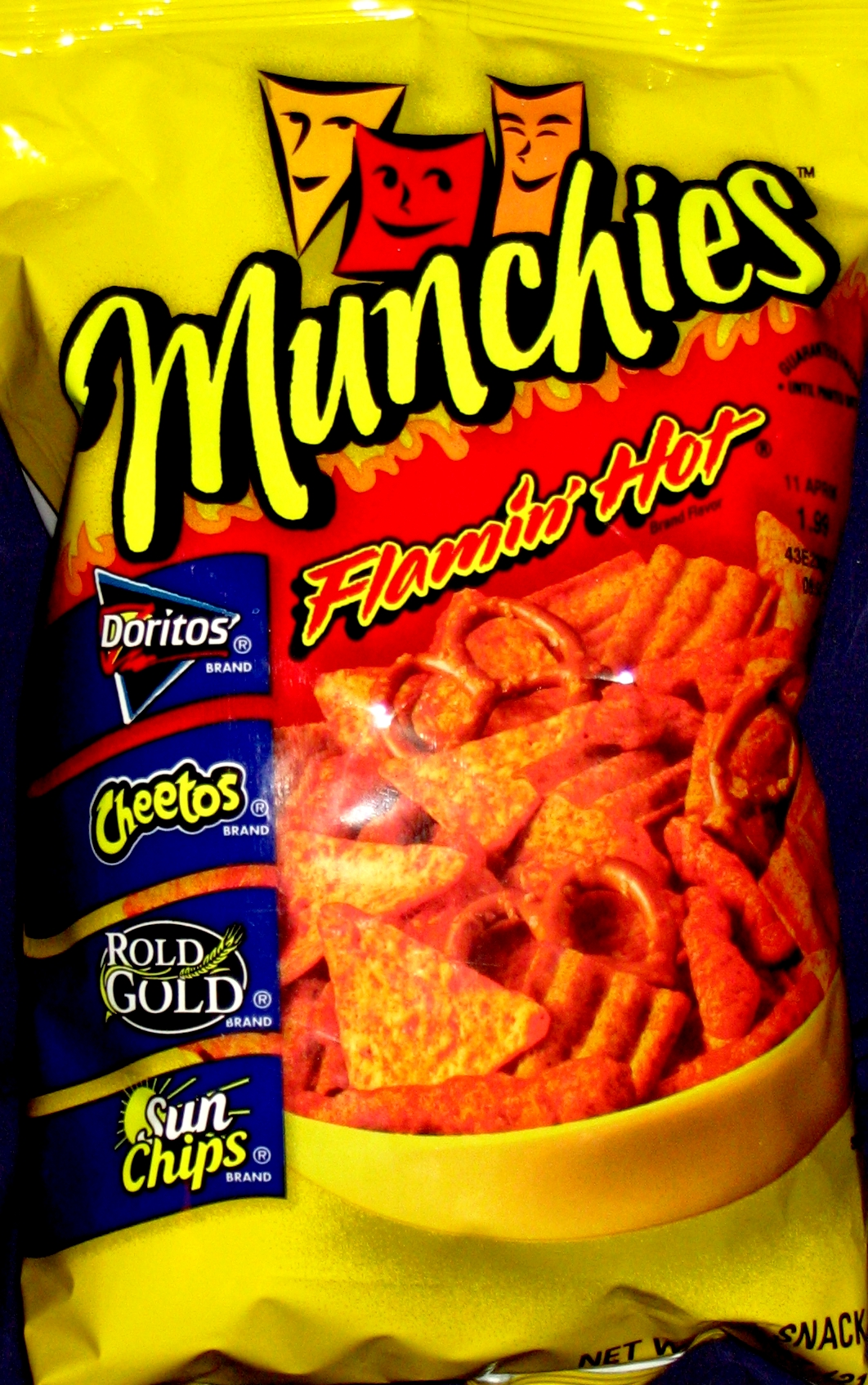 Cheetos Twisted...
