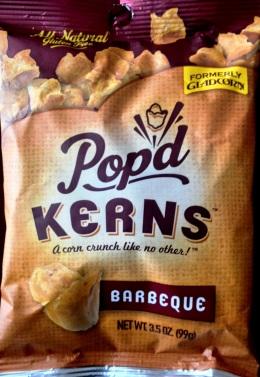 Pop'd Kerns - Barbeque