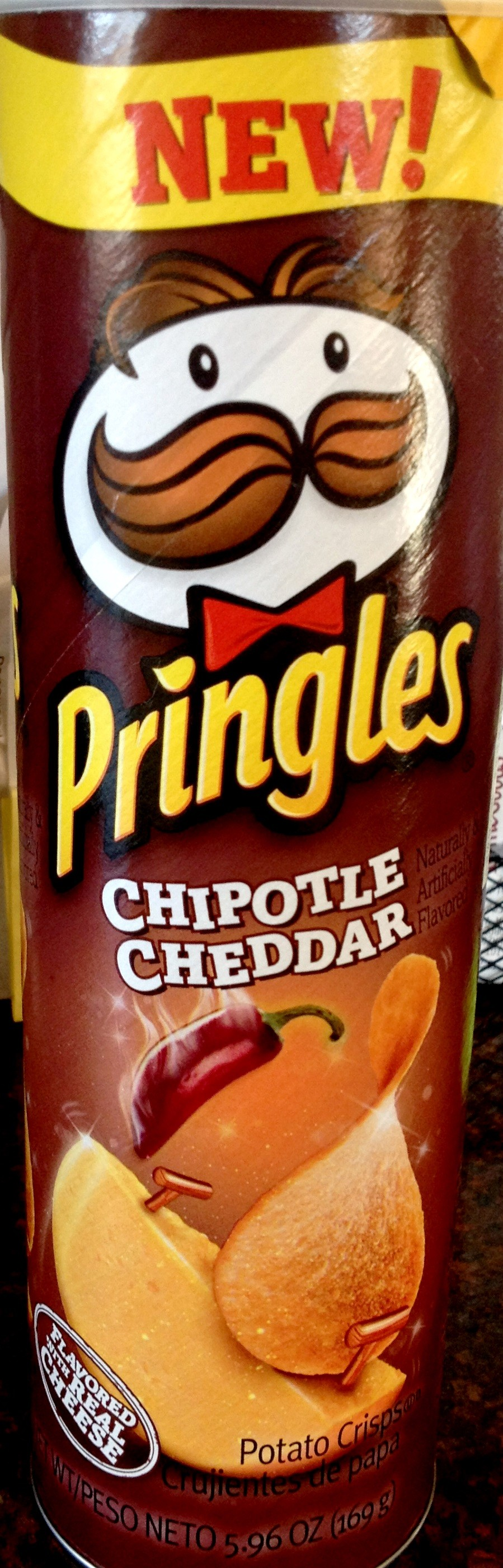 REVIEW: Pringles – Chipotle Cheddar | Chip Review