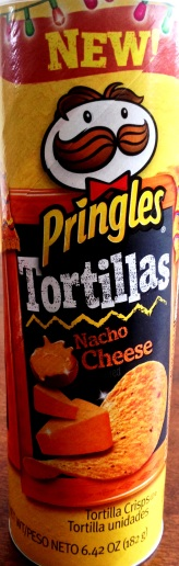 Pringles Tortillas - Nacho Cheese