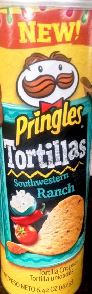 Pringles Tortillas - Southwestern Ranch