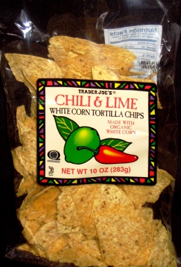 Trader Joes Chile Lime Tortilla
