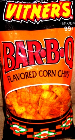 Vitner's - Bar-B-Q Corn Chips