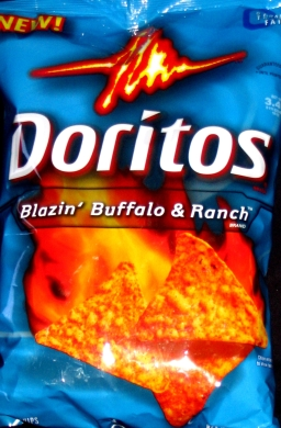 Doritos Blazin Buffalo & Ranch