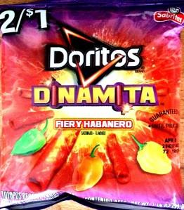 Doritos Dinamita - Fiery Habanero