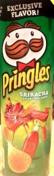 Pringles - Sriracha Asian Chili Sauce