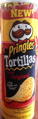 Pringle's Tortillas - Truly Original
