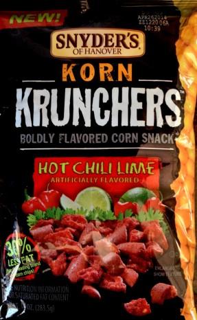 Snyder's of Hanover - Hot Chili Lime Korn Krunchers