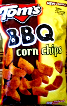 Tom's - BBQ Corn Chips