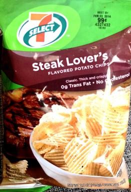 7 Select - Steak Lover's