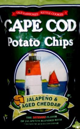 Cape Cod Jalapeno & Aged Cheddar