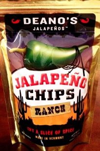 Deano's Jalapenos - Ranch Jalapeno Chips