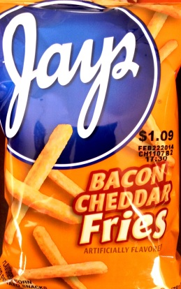 Jay's - Bacon Cheddar Fries