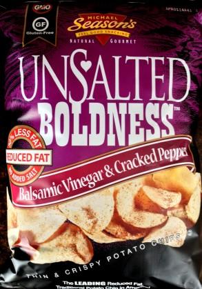 Michael Season's Unsalted Boldness - Balsamic Vinegar & Black Pepper
