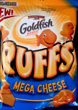 Pepperidge Farm Goldfish - Mega Cheese Puffs