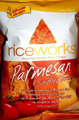 Rice Works - Parmesan & Sun Dried Tomato