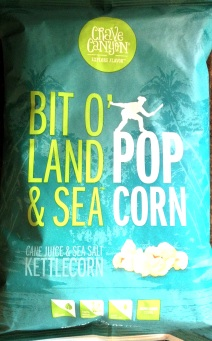 Crane Canyon - Cane Juice & Sea Salt Kettle Corn