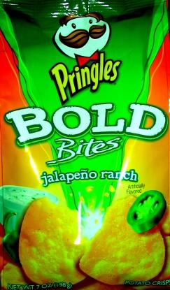 Pringles - Bold Bites - Jalapeno Ranch
