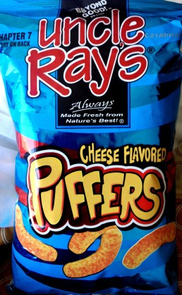 Uncle Ray's - Cheese Flavored Puffers