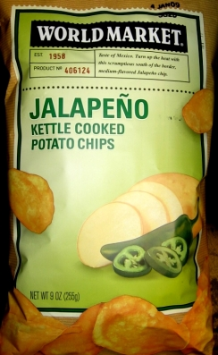 World Market - Jalapeno Kettle